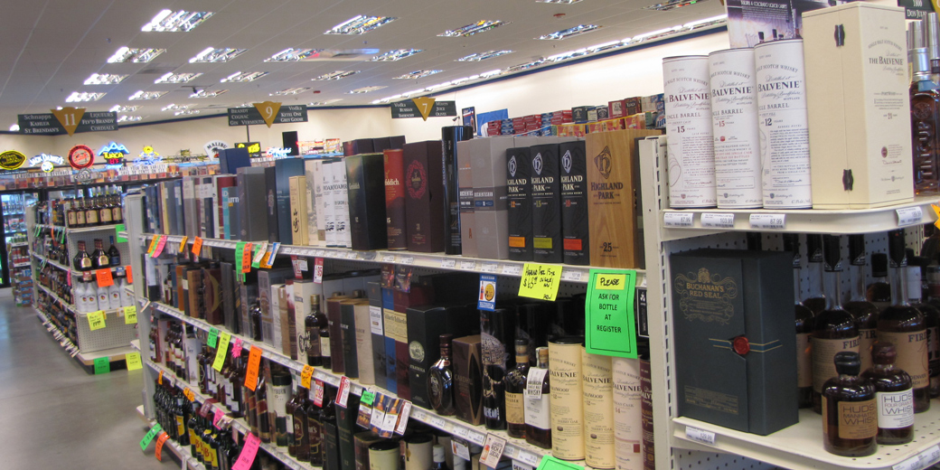 Huge-Liquor-Selection